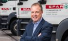 Colin McLean, CEO of CJ Lang and Spar Scotland.