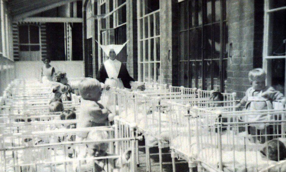 Smyllum Park Orphanage.