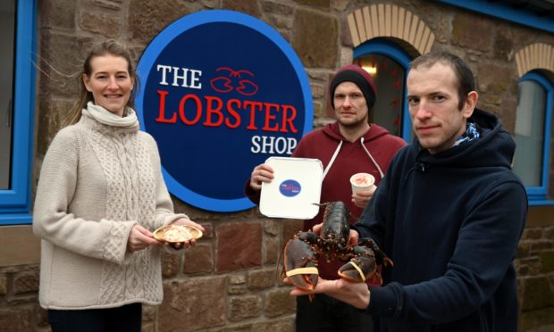 Mearns shellfish wholesalers to open The Lobster Shop in fishing village