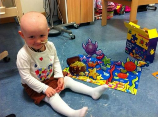 The charity event is to take place on what would have been Fife youngster, Evie Byrne's 10th birthday.