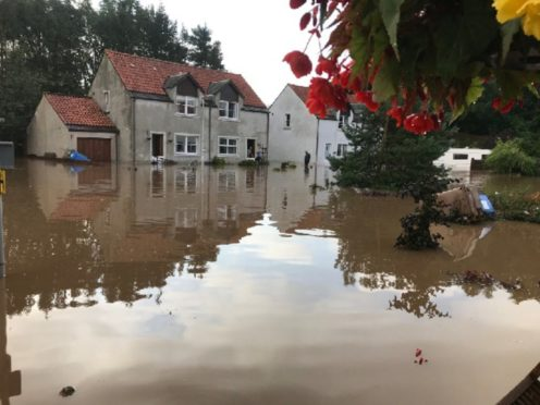 Fife Council will not benefit from any of the £150m extra flood cash.