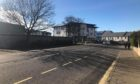 To go with story by James Simpson. Police conducting inquiries into the attack on a 14-year-old girl. Picture shows; GV of Ferry Road in Monifieth and police at the scene.. Ferry Road. James Simpson/DCT Media Date; 26/02/2021