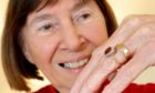 Dorothy Nicoll from Broughty ferry has had her engagement ring returned to her after 33 years.