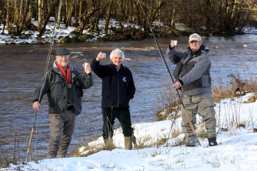 The 2021 fishing season kicks off on the Esk.