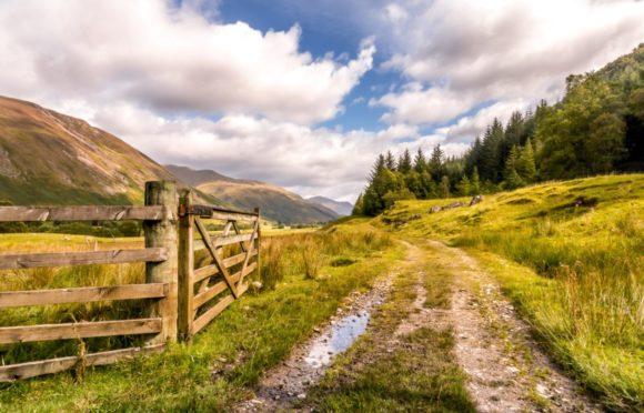 Highland Gateway by John Isaacs