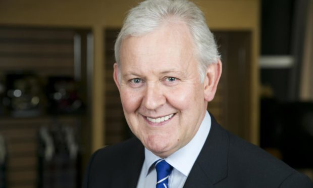 Iain Hawthorne, owner and managing director of McCalls. unknown. Supplied by McCalls Date; Unknown