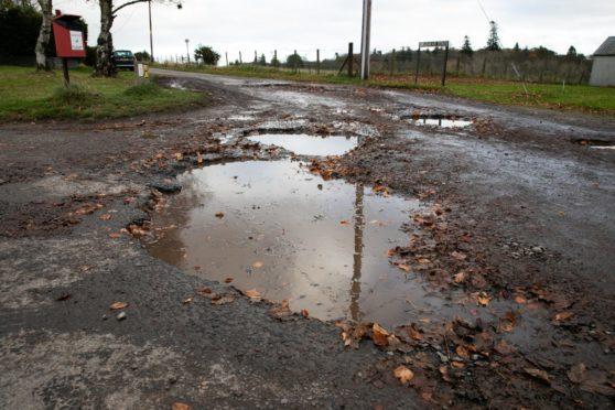 Potholes: a perennial problem