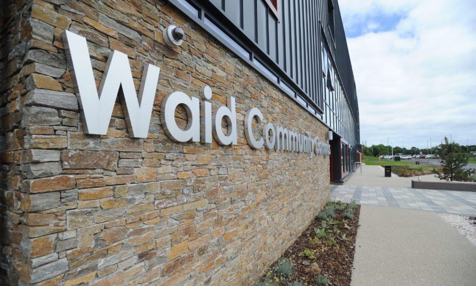 Waid Academy.