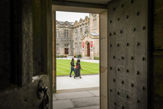 St Andrews University is leading the way with the UK's first study of of the impact of Covid-19 on ethnic and religious minorities.