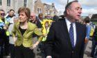 Sturgeon Salmond inquiry