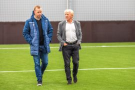 EXCLUSIVE: Dundee academy boss Stephen Wright on Gordon Strachan effect at Dens Park, being coached by Jocky Scott, Sir Alex Ferguson and Archie Knox and the bright 2021 ahead for Dee kids