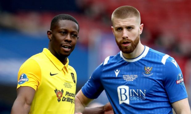 Marvin Bartley and Shaun Rooney will be facing each other on the last day of the league season.