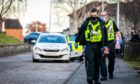 A disturbance in the early hours of Saturday sparked a major police operation that left a Kennoway street sealed off for over five hours.