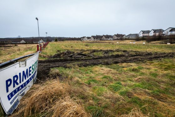 Rosyth FC gave up its Admiralty Park home pitch in 2017 to allow for a new Lidl store.