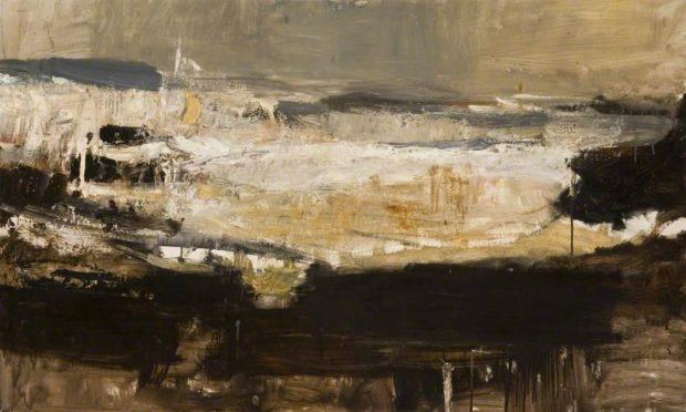 The Sea by Joan Eardley