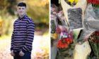 Adam Jones died aged 19.