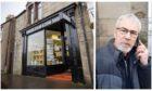 Richard Allcoat and his Kinross stamp shop