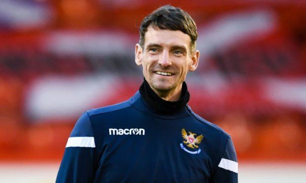 St Johnstone midfielder Craig Bryson.