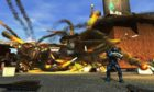 An image from Crackdown 2, developed by Ruffian Games, which was acquired by Rockstar in October.