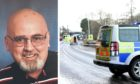 Dundee man Ian Fordyce suffered fatal injuries in the crash.