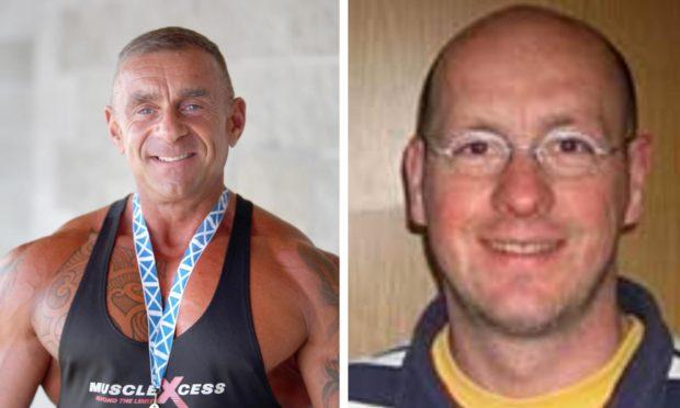 Steve Lewis/Ulf Koischwitz.