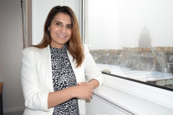 Shaheena Din, National Manager for the Scottish Empty Homes Partnership.
