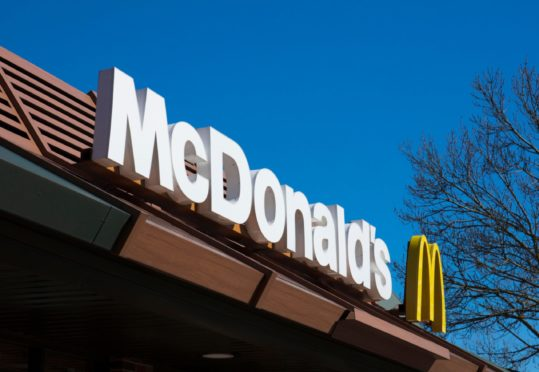 McDonald's has teamed up with FAI Farms Ltd for the project.