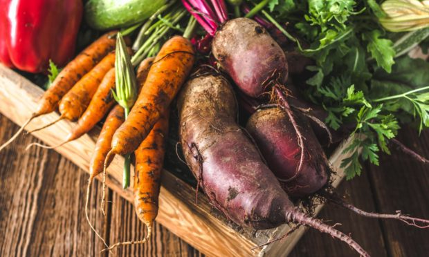 Did the 2020 surge in supporting local veg producers have an impact and is it still continuing today?