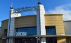 The Odeon in Dunfermline.