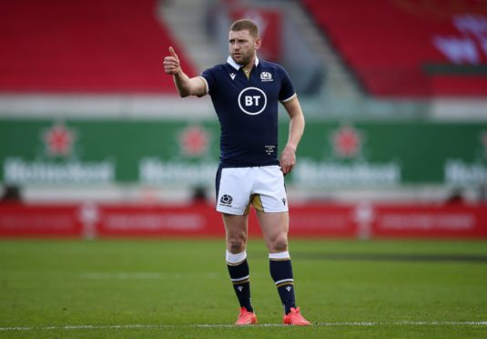 Finn Russell has been picked for the Lions squad for South Africa.