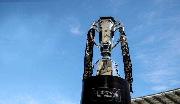 The Six nations Trophy will be defended by England.