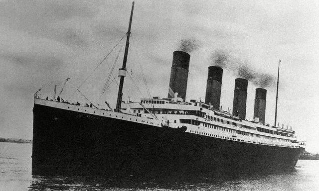 One wag referenced the Titanic when describing the union unit.