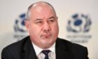 Scottish Rugby CEO Mark Dodson.