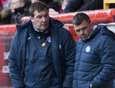 Tommy Wright is a 'fantastic manager' says St Johnstone boss Callum Davidson