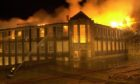 Logie School went up in flames 20 years in a blaze which would later be overshadowed by the Morgan Academy blaze.