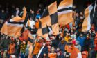 Dundee United fans have been unable to support team at Tannadice this season due to Covid-19 restrictions.