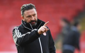 JIM SPENCE: Finding a manager capable of improving on Derek McInnes' Aberdeen record will be a tough task