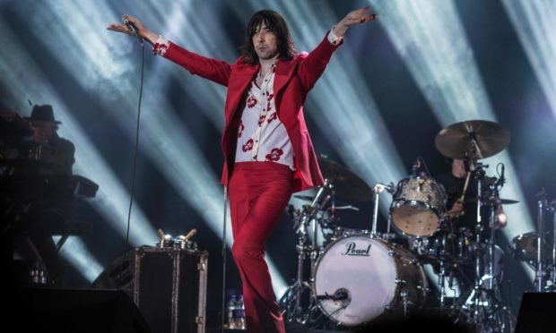 V&A opening concert with Primal Scream