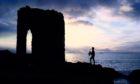 Lady's Tower near Elie.