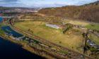 West Kinfauns, where Morris Leslie hopes to create a new leisure hub.