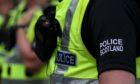 Stock image police
