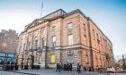 High Court of Judiciary, Royal Mile, Edinburgh.