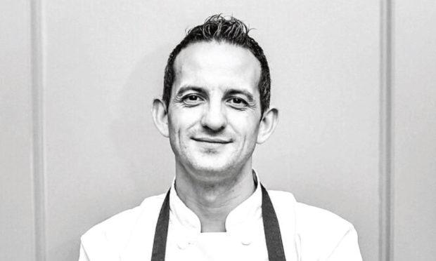 Chef Craig Jackson of Murrayshall