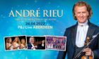 Andre Rieu will thrill his north-east fans at PJ Live in April next year.