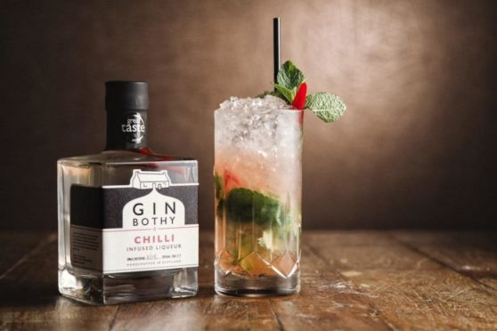 7 Creative Cocktail Recipes from the Angus Glens