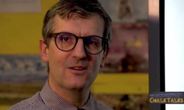 Alastair McConnell OF dOLLAR aCADEMY