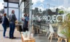 The Roasting Project in Burntisland.