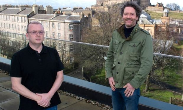 Minecraft entrepreneurs Paddy Burns and Chris van der Kuyl have made an investment in Dundee-based Stormcloud Games.