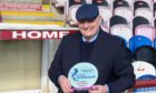 Dick Campbell was voted Glen's Vodka Scottish Championship Manager of the Month in February