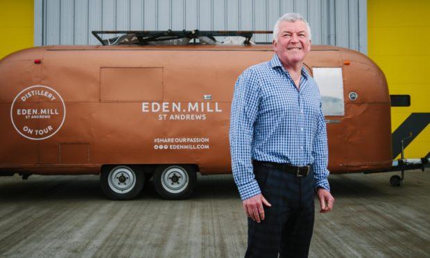 Eden Mill co-founder Paul Miller.
